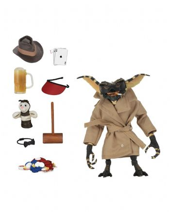 "NECA Gremlins 2 Ultimate Flasher Gremlin 7"" Scale Action Figure - Instock"